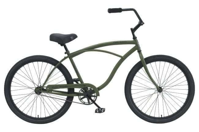 Beach Cruiser Bicycle Rentals