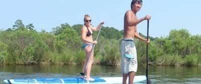 Are You Aware Of The Health Benefits Of Stand Up Paddleboarding?