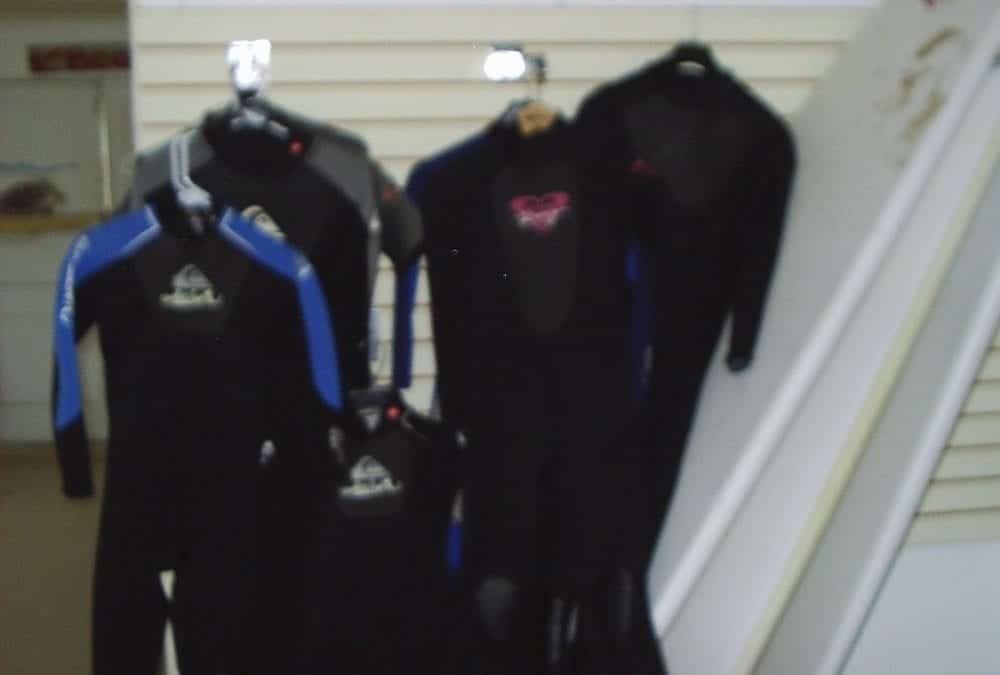 Used Wetsuits For Sale on Outer Banks – $50