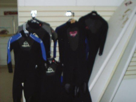 Used Wetsuits For Sale - $50