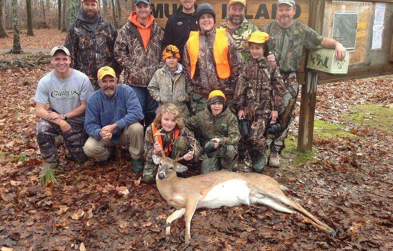 Mossy Oak Properties teams with CTO and Friends for a Father/Son Hunt!