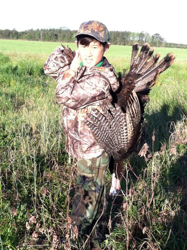 Youth Day – Stories from the Turkey Season Opener