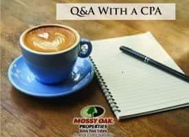 Q&A With A CPA