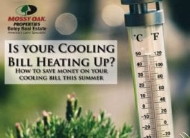 Is Your Cooling Bill Heating Up?