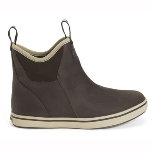 XTRATUF LEATHER ANKLE BOOT BROWN RIGHT VIEW