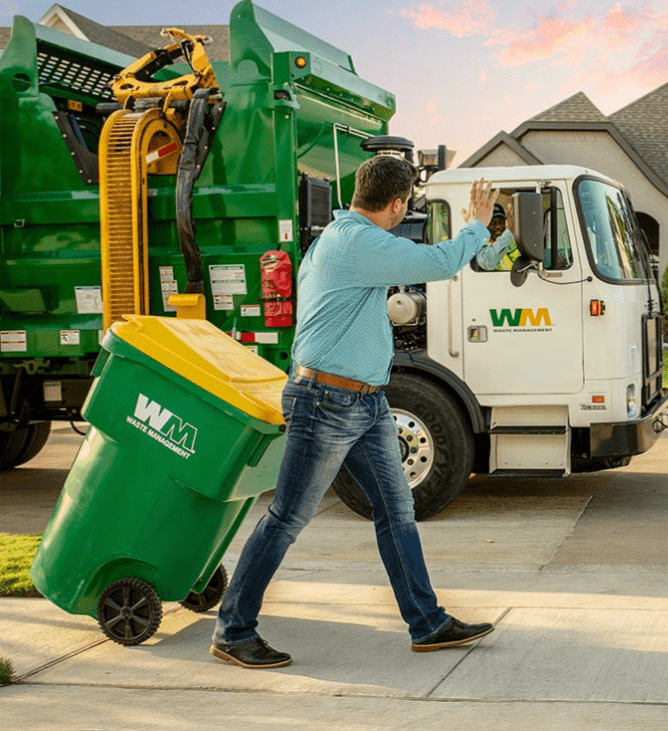 Recycle Service Changes