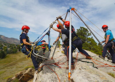 Petzl Technical Partner - Rigging for Rescue - Fire Rescue & NFPA