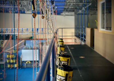 Petzl Technical Partner - MISTRAS/Ropeworks - accredited testing facility