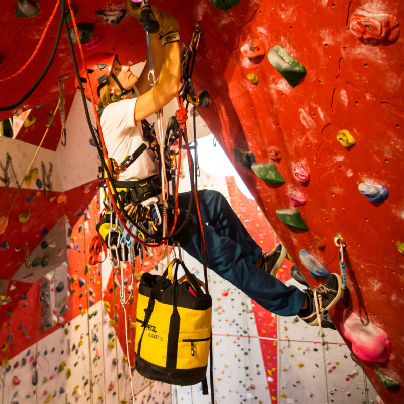 Petzl Technical Institute Course, CWA Work at Height