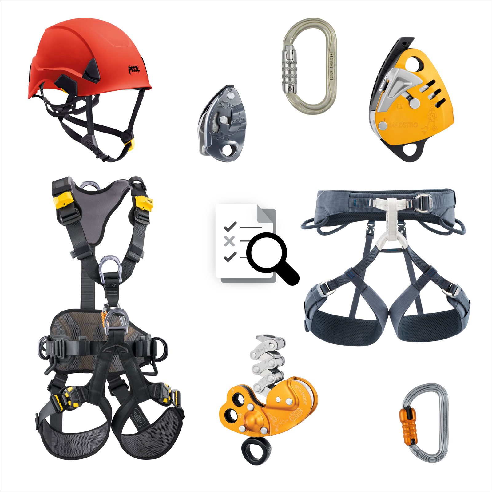 Petzl Technical Institute Course, PPE Competent Person