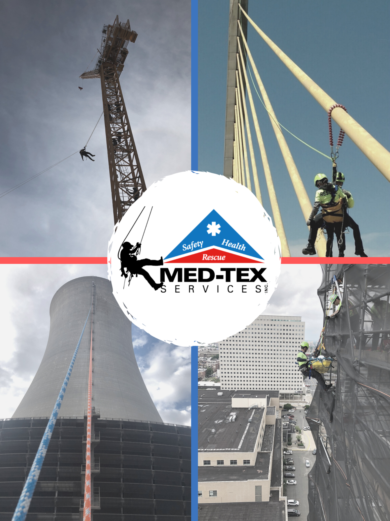 Petzl Technical Partner - Med-Tex Services