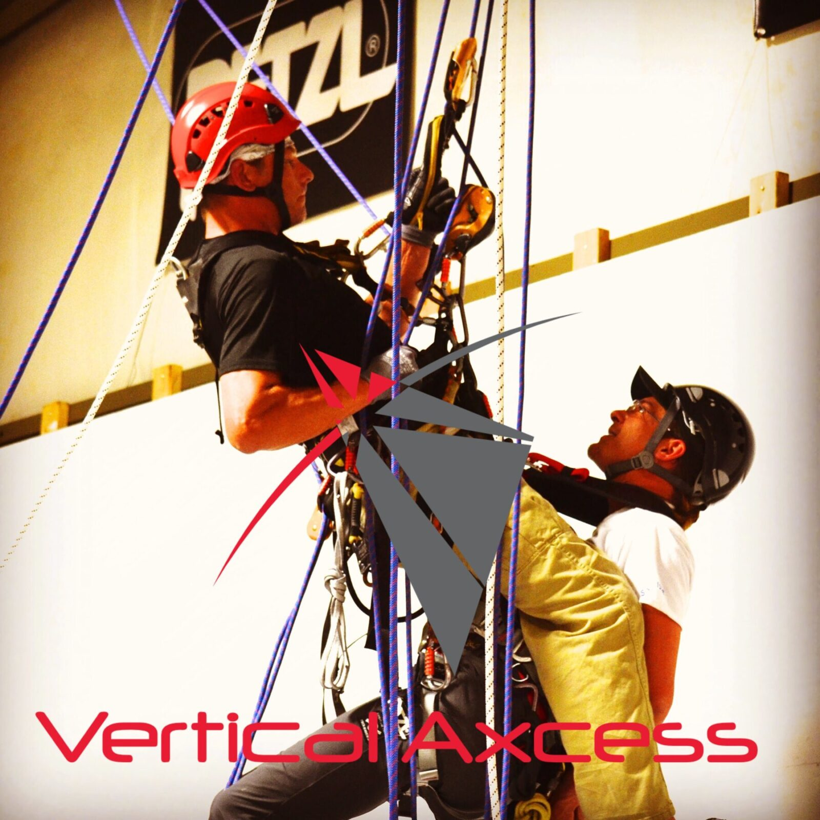 Petzl Technical Partner - Vertical Axcess