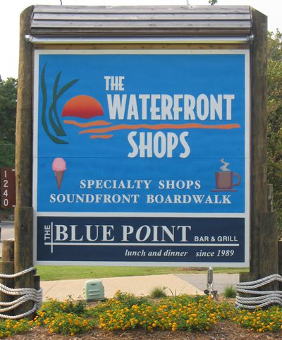 The Waterfront Shops, Duck, NC