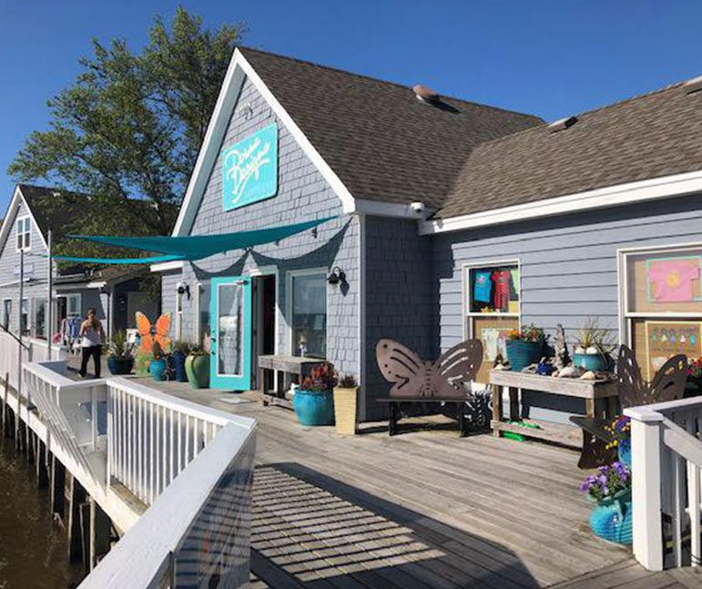 OBX Art, Clothing, and Jewelry.