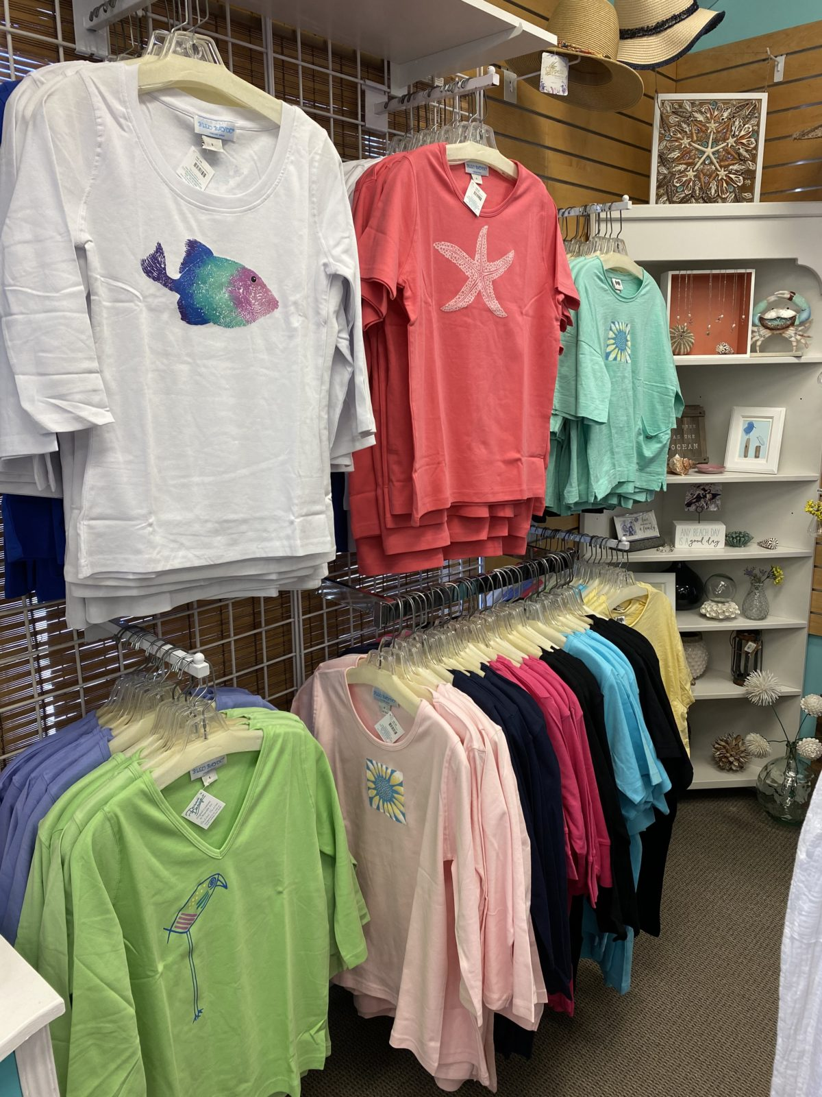 OBX Hand-painted Tshirts